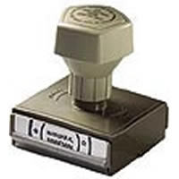 Infraspection Seal Personalized - Pre-inked Stamp