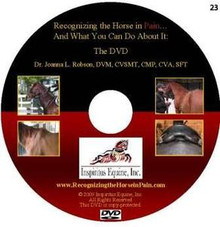 Recognizing the Horse in Pain . . . and What You Can Do About It! on DVD