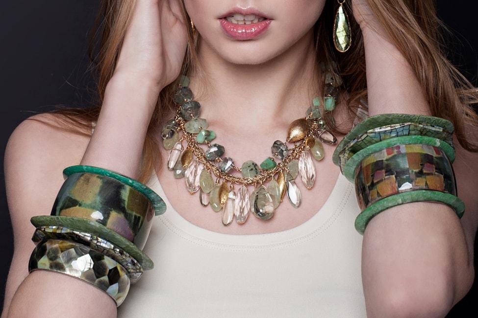Deborah Gaspar - Jewelry - Women's Bangles