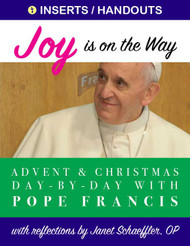 [Advent & Christmas eResources] Joy Is on the Way (eResource): Advent & Christmas Day-by-Day with Pope Francis