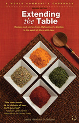 Extending the Table: Recipes and storied from Afghanistan to Zambia in the spirit of More-with-Less