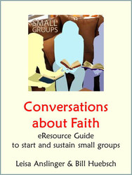 Conversations about Faith (eResource): How to start & sustain small groups