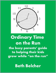 [Liturgy on the Run] Ordinary Time on the Run (eResource): A Flier for Busy Parents