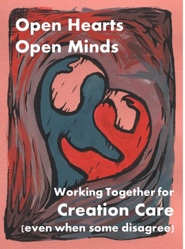 Open Hearts - Open Minds (eResource): Working together on Creation Care even when some disagree