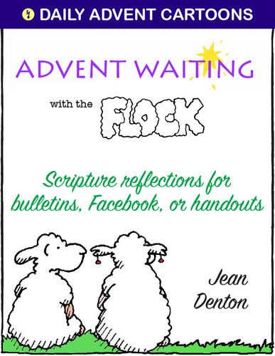 Image result for advent waiting with the flock