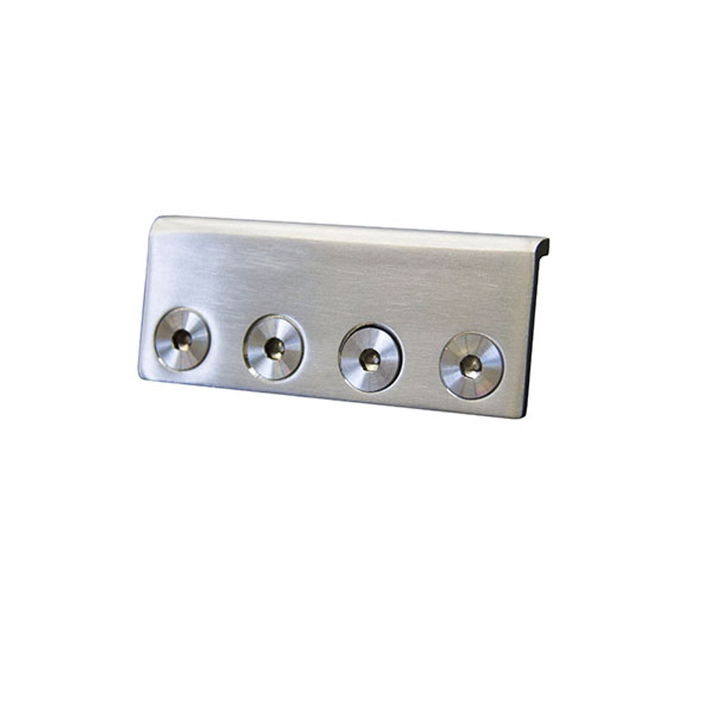 Double Door Rail Connector stainless steel rail connector ...