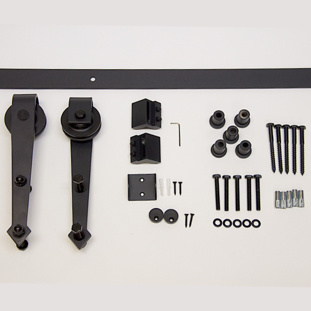 Philmont Barn Door Hardware Kit