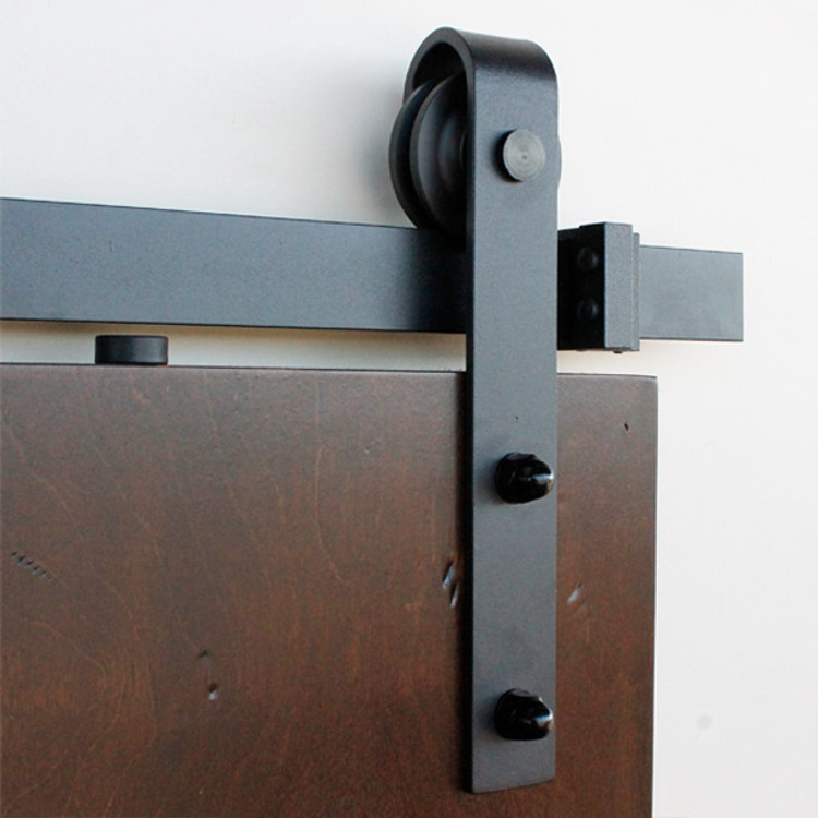 Single Slade Barn Door Roller