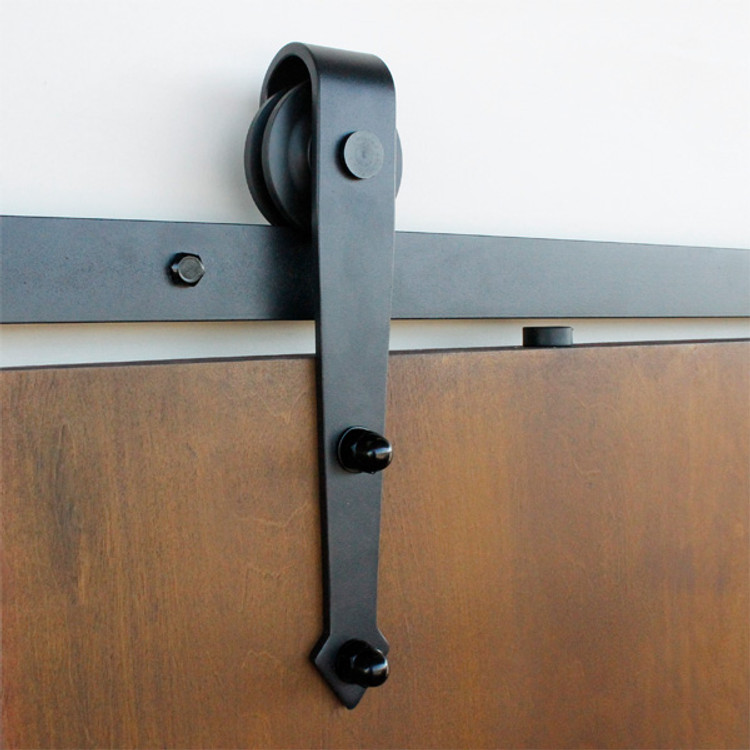 Single Philmont Barn Door Roller