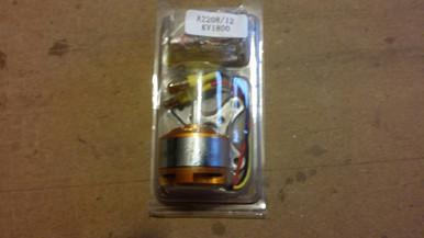 2208-12 Brushless Outrunner Motor