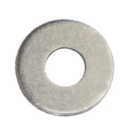 "(50) 1/8"" Diameter Rivet Aluminum Backup Washer"