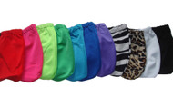 Men's pouch with elastic G-String back.