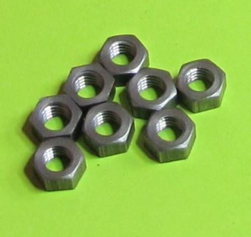 Steel Nuts Hexagon