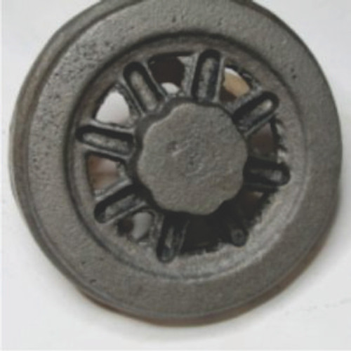 """BB18 1/4"""" Front and trailing  bogie wheels"""