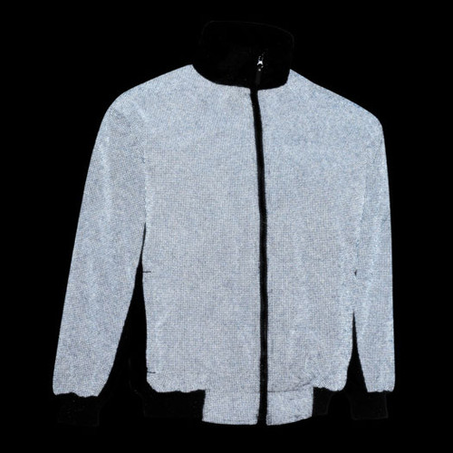 illumiNITE Squall Jacket in Black Night View