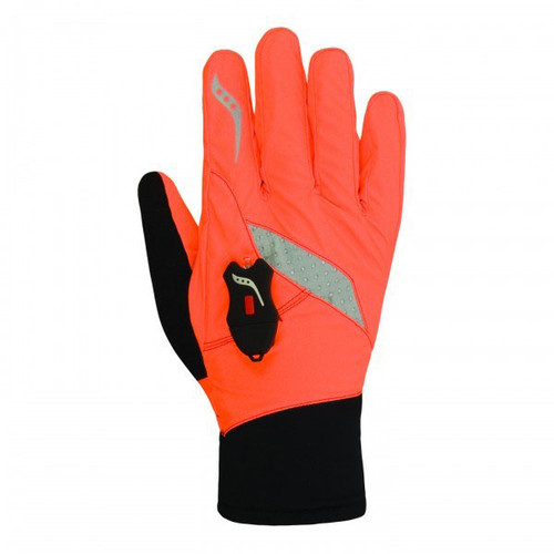 Saucony ViZiPro Protection Glove Back Detail