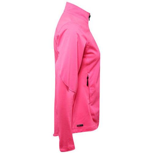 Saucony Nomad Jacket Side Detail