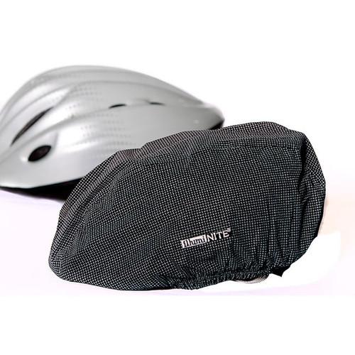 Waterproof Helmet Cover in Black