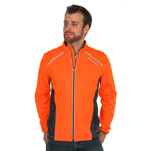 Brooks Running NightLife Infiniti Jacket