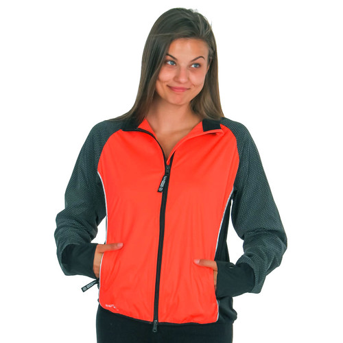 illumiNITE Women's Tailwind Reflective Jacket