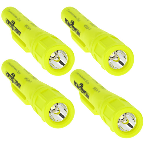 Intrinsically Safe Permissible Penlight XPP-5410G