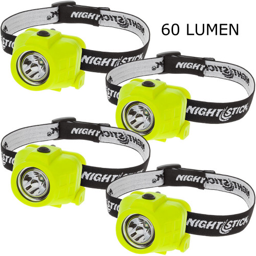 Intrinsically Safe Dual-Function Headlamp XPP-5450G