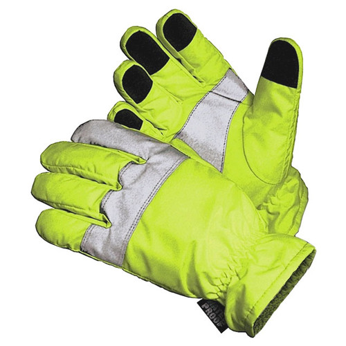 Scotchlite Hi-Vis Traffic Control Thinsulate Reflective Gloves