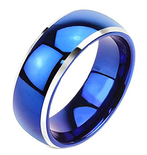 11995 - Blue Wedding Ring