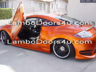 Mitsubishi Eclipse Vertical Lambo Doors Bolt On 00 01 02 03 04 05