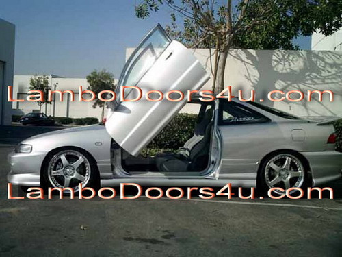 Image 1 & Acura Integra Vertical Lambo Doors Bolt On 2dr 4dr 94 95 96 97 98 99 ...