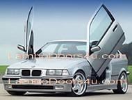 BMW Compact E36 Vertical Lambo Doors Bolt On 93 94 95 96 97 98 99 00