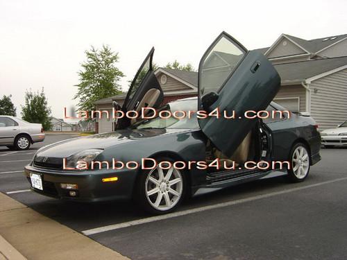 Image 1 & Honda Prelude Vertical Lambo Doors Bolt On 92 93 94 95 96 ... Pezcame.Com