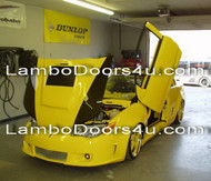 Saturn Ion Vertical Lambo Doors Bolt On 03 04 05 06 07