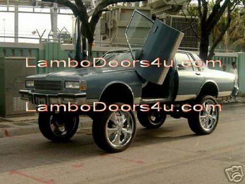 Image 1 & Chevrolet Caprice Vertical Lambo Doors Bolt On 77 78 79 80 81 82 83 ...
