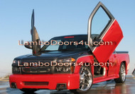Chevrolet Silverado Vertical Lambo Doors Bolt On 95 96 97 98
