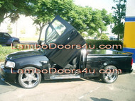 Ford SVT Lightning Vertical Lambo Doors Bolt On 99 00 01 02 03 04