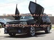 Chevrolet Tahoe Vertical Lambo Doors Bolt On 00 01 02 03 04 05 06