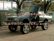 Chevrolet Caprice Vertical Lambo Doors Bolt On 65 66 67 68 69 70