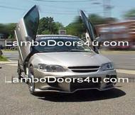 Honda Accord Vertical Lambo Doors Bolt On 2dr 4dr 90 91 92 93