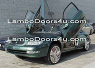 Acura TL Vertical Lambo Doors Bolt On 99 00 01 02 03