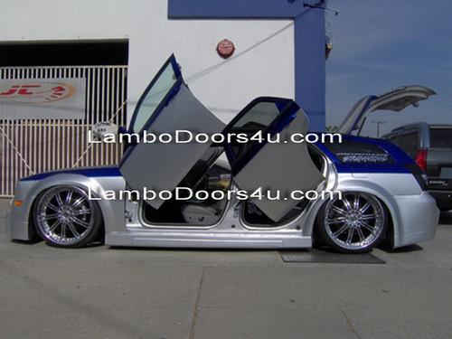 Image 1 & REAR Dodge Magnum Vertical Lambo Doors Bolt On 05 06 07 08 ...