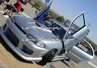 Toyota Tercel Vertical Lambo Doors Bolt On 91 92 93 94