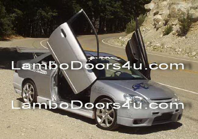 Honda civic vertical lambo doors bolt on 06 07 08 09 10 for 08 honda civic 2 door