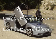 Honda Civic Vertical Lambo Doors Bolt On 06 07 08 09 10