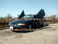 Chrysler Sebring Vertical Lambo Doors Bolt On 95 96 97 98 99 00