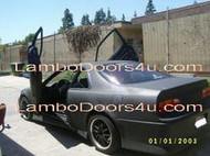 Acura Legend Vertical Lambo Doors Bolt On 91 92 93 94 95