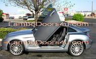 Chrysler Crossfire Vertical Lambo Doors Bolt On 04 05 06 07 08