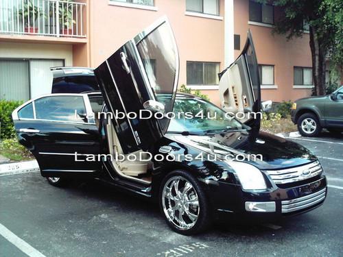 Image 1 & Ford Fusion Vertical Lambo Doors Bolt On 06 07 08 09 - lambodoors4u.com