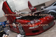 Dodge Stealth Vertical Lambo Doors Bolt On 91 92 93 94 95 96
