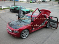 Suicide Door Kit - 180 Degree Universal - Suicide Doors